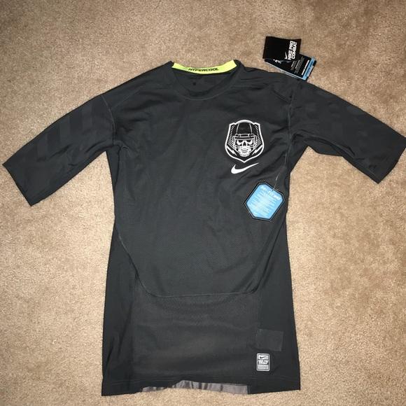 69b5f3e72b09 Nike Pro Combat Dri-Fit Compression Shirt. NWT
